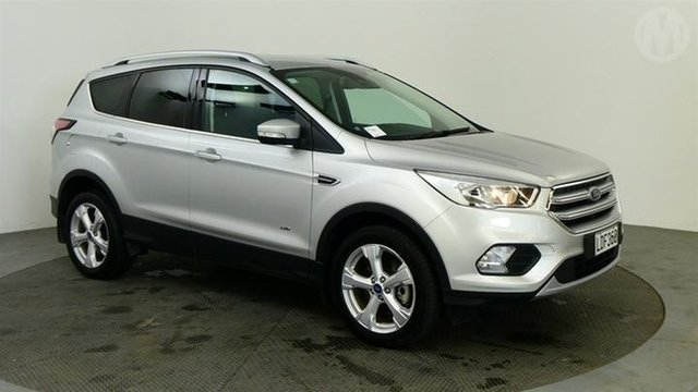 Used Ford Escape  , 2018 Ford Escape Trend AWD Silver 6 Speed Automatic Wagon