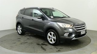 2018 Ford Escape Trend AWD Grey 6 Speed Tiptronic Wagon.