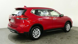2018 Nissan X-Trail ST 4WD Red Continuous Variable Wagon