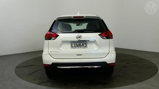 2018 Nissan X-Trail ST 4WD White Continuous Variable Wagon