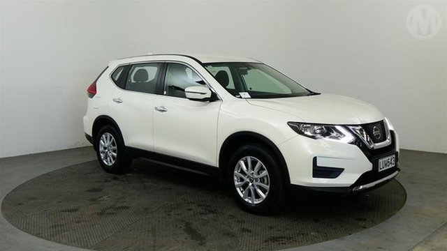Used Nissan X-Trail  , 2018 Nissan X-Trail ST 4WD White Continuous Variable Wagon