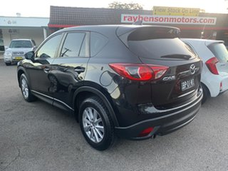 2012 Mazda CX-5 MAXX 2.0ltr Black 6 Speed Manual Wagon.