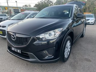 2012 Mazda CX-5 MAXX 2.0ltr Black 6 Speed Manual Wagon