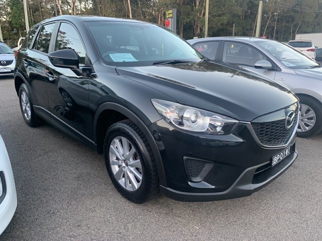 Used Mazda CX-5  , 2012 Mazda CX-5 MAXX 2.0ltr Black 6 Speed Manual Wagon