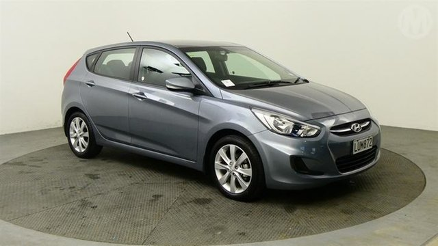 Used Hyundai Accent  , 2018 Hyundai Accent 1.6 Grey 4 Speed Automatic Hatchback