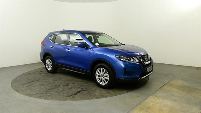 Used Nissan X-Trail ST , 2018 Nissan X-Trail ST Blue Continuous Variable Wagon