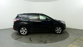 2018 Ford Escape Trend AWD Black 6 Speed Automatic Wagon
