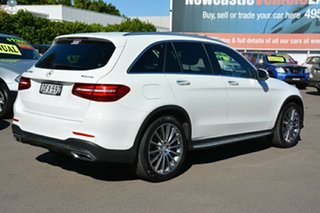 2016 Mercedes-Benz GLC250 X253 d 9G-Tronic 4MATIC White 9 Speed Sports Automatic Wagon