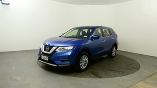 2018 Nissan X-Trail ST Blue Continuous Variable Wagon.