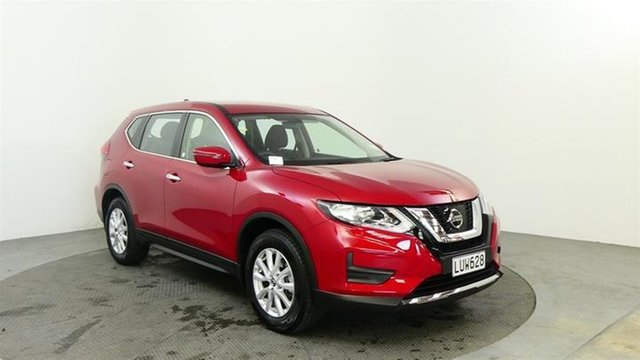 Used Nissan X-Trail ST , 2018 Nissan X-Trail ST Red Continuous Variable Transmission Wagon