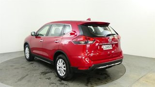 2018 Nissan X-Trail ST Red Continuous Variable Transmission Wagon