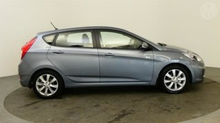 2018 Hyundai Accent 1.6 Grey 6 Speed Automatic Hatchback