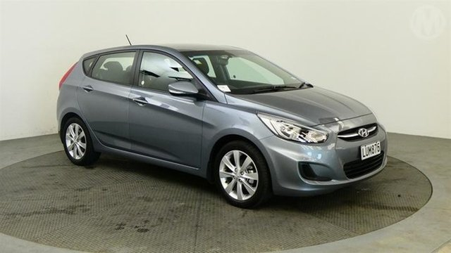 Used Hyundai Accent  , 2018 Hyundai Accent 1.6 Grey 6 Speed Automatic Hatchback