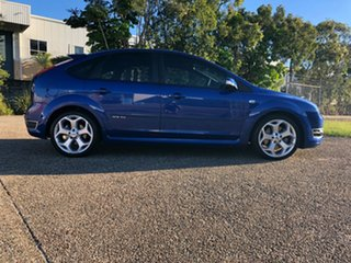 2007 Ford Focus LS XR5 Turbo Blue 6 Speed Manual Hatchback.