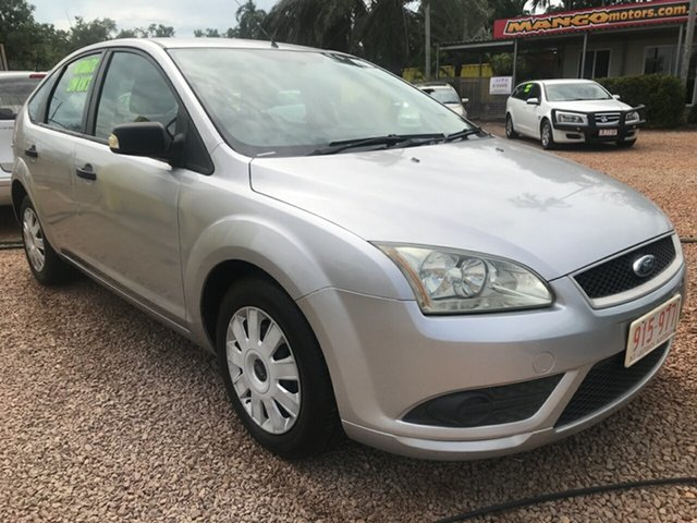 Used Ford Focus LT CL, 2008 Ford Focus LT CL Silver 4 Speed Sports Automatic Hatchback