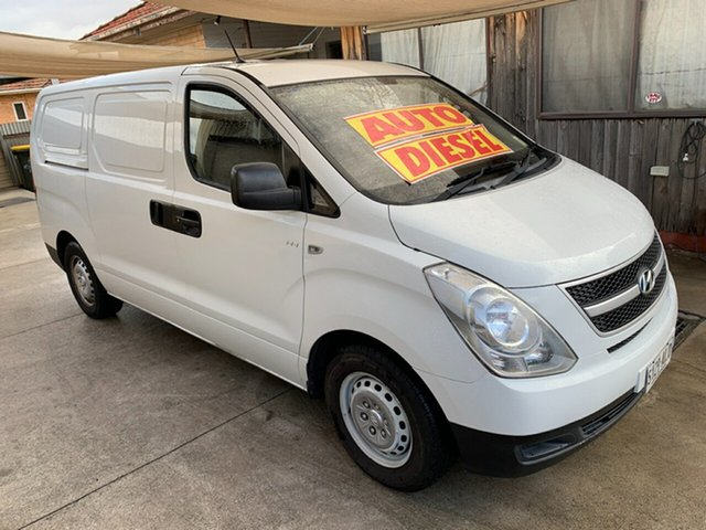Used Hyundai iLOAD TQ-V MY11 , 2011 Hyundai iLOAD TQ-V MY11 5 Speed Sports Automatic Van