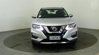 2018 Nissan X-Trail ST Silver Continuous Variable Wagon.
