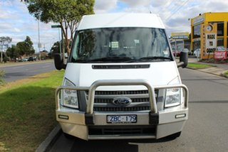 2012 Ford Transit VM MY08 Mid (MWB) White 6 Speed Manual Van.