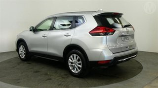 2018 Nissan X-Trail ST Silver Continuous Variable Wagon