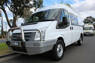 2012 Ford Transit VM MY08 Mid (MWB) White 6 Speed Manual Van