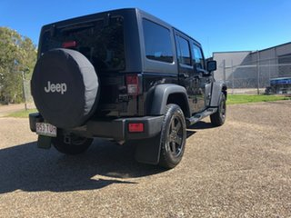2014 Jeep Wrangler JK MY2014 Unlimited Sport Black 5 Speed Automatic Softtop.