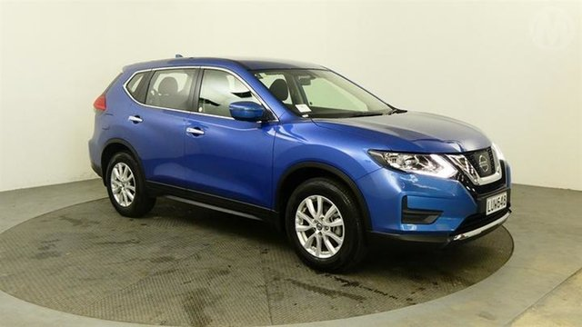 Used Nissan X-Trail ST , 2018 Nissan X-Trail ST Blue Continuous Variable Transmission Wagon