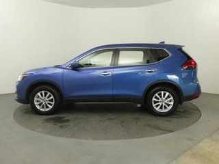 2018 Nissan X-Trail ST Blue Continuous Variable Transmission Wagon