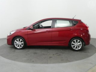 2018 Hyundai Accent 1.6 Red 4 Speed Automatic Hatchback