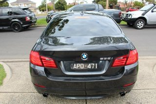 2010 BMW 535i F10 Grey 8 Speed Automatic Sedan