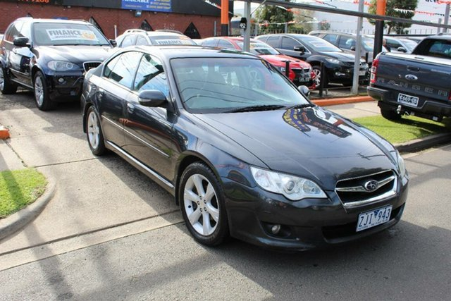 Used Subaru Liberty MY06 2.0R, 2006 Subaru Liberty MY06 2.0R Grey 4 Speed Auto Elec Sportshift Sedan