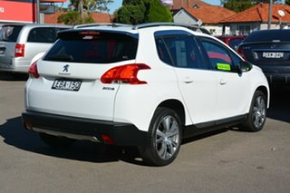 2015 Peugeot 2008 A94 Outdoor White 5 Speed Manual Wagon