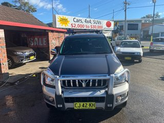 2008 Toyota Landcruiser Prado KDJ120R GXL Grey 5 Speed Automatic Wagon