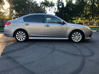 2009 Subaru Liberty B5 MY10 3.6R AWD Premium Silver 5 Speed Sports Automatic Sedan.