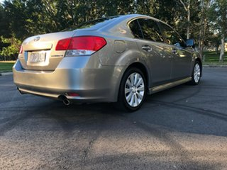 2009 Subaru Liberty B5 MY10 3.6R AWD Premium Silver 5 Speed Sports Automatic Sedan