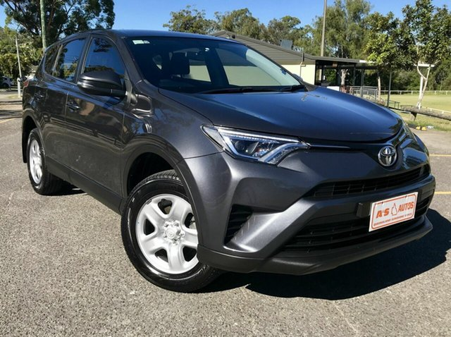 Used Toyota RAV4 ZSA42R MY16 GX (2WD), 2016 Toyota RAV4 ZSA42R MY16 GX (2WD) Grey Continuous Variable Wagon