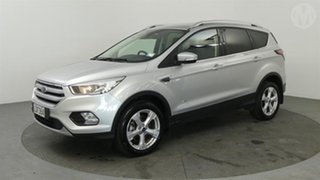 2018 Ford Escape Trend AWD Silver 6 Speed Automatic Wagon.
