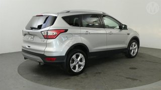 2018 Ford Escape Trend AWD Silver 6 Speed Automatic Wagon