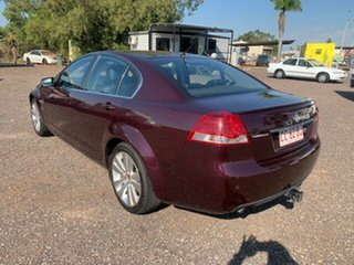 2012 Holden Commodore VE Z Maroon 4 Speed Auto Active Select Sedan