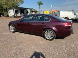 2012 Holden Commodore VE Z Maroon 4 Speed Auto Active Select Sedan.