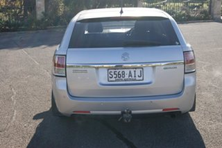 2010 Holden Commodore VE MY10 International Silver 6 Speed Automatic Sportswagon