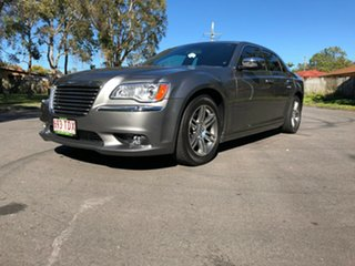2013 Chrysler 300 LX MY13 C E-Shift Grey 8 Speed Sports Automatic Sedan