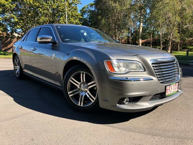 Used Chrysler 300 LX MY13 C E-Shift, 2013 Chrysler 300 LX MY13 C E-Shift Grey 8 Speed Sports Automatic Sedan