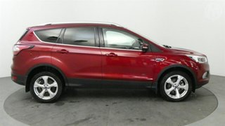 2018 Ford Escape Trend AWD Red 6 Speed Automatic Wagon
