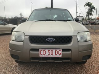2004 Ford Escape ZB XLS Gold 4 Speed Automatic Wagon