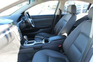 2008 Holden Commodore VE MY09 Omega 60th Anniversary White 4 Speed Automatic Sedan