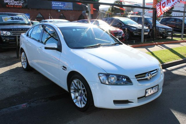 Used Holden Commodore VE MY09 Omega 60th Anniversary, 2008 Holden Commodore VE MY09 Omega 60th Anniversary White 4 Speed Automatic Sedan