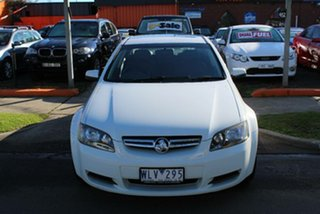2008 Holden Commodore VE MY09 Omega 60th Anniversary White 4 Speed Automatic Sedan.