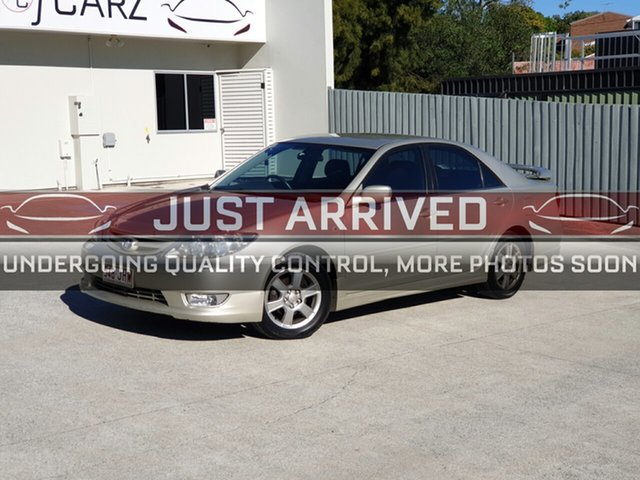 Used Toyota Camry ACV36R MY06 Sportivo, 2005 Toyota Camry ACV36R MY06 Sportivo Gold 4 Speed Automatic Sedan