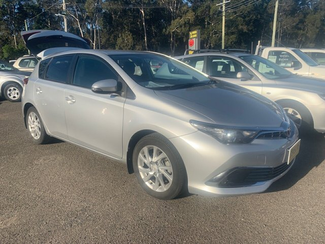 Used Toyota Corolla SPORTS , 2017 Toyota Corolla SPORTS Silver 6 Speed Automatic Hatchback
