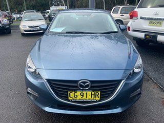 2015 Mazda 3 NEO BM  2.0 auto Black 6 Speed Automatic Hatchback